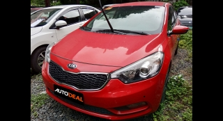 2017 Kia Forte Hatchback EX AT