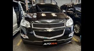 2012 Chevrolet Traverse LT 4X2