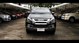 2018 Isuzu mu-X 3.0 LS-A 4x2 AT Blue Power