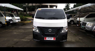 2018 Nissan NV350 Urvan Shuttle 15-seater