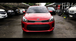 2018 Kia Rio Hatchback 1.4 AT
