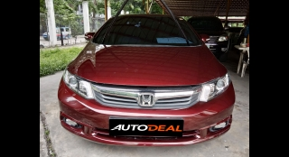 2012 Honda Civic 1.8L AT Gasoline