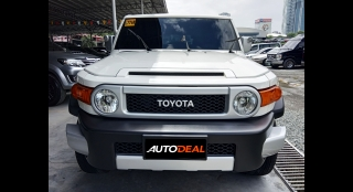 2015 Toyota FJ Cruiser 4.0L AT Diesel