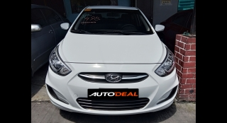 2018 Hyundai Accent Sedan 1.6 AT