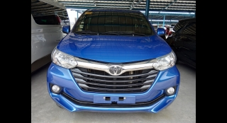2016 Toyota Avanza G AT