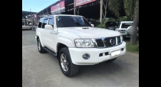 2014 Nissan Patrol Super Safari 3.0 4x4 AT
