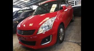 2017 Suzuki Swift 1.2L AT Gasoline