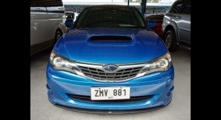 2008 Subaru Impreza WRX STi 2.5 MT