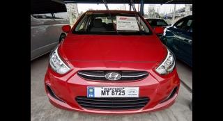 2018 Hyundai Accent Sedan 1.6 AT