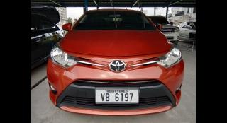 2016 Toyota Vios E MT Gasoline