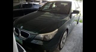2006 BMW 5-Series Sedan 520d
