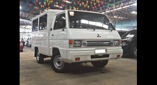 2016 Mitsubishi L300 FB Deluxe