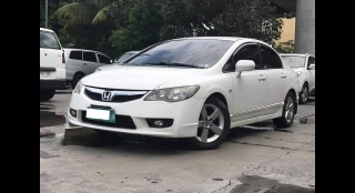2009 Honda Civic 1.8S AT