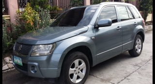 2005 Suzuki Grand Vitara 4x4 AT