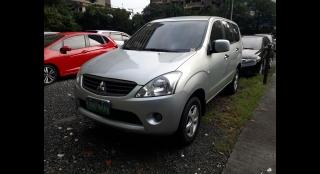 2012 Mitsubishi Fuzion GLX