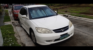 2005 Honda Civic VTi AT