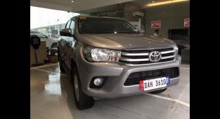 2018 Toyota Hilux 2.4 G DSL 4x2 MT