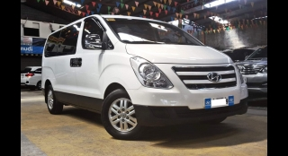 2017 Hyundai Grand Starex TCI MT