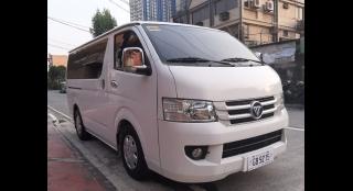 2017 Foton View Transvan 2.8L (15-seater)