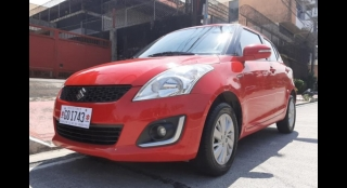 2018 Suzuki Swift GL AT
