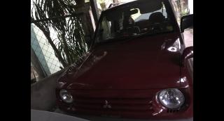 2000 Mitsubishi Pajero Mini Junior AT Gasoline