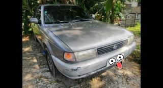 1994 Nissan Sentra 1.3L MT Gasoline