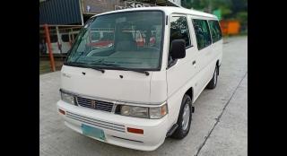 2013 Nissan Urvan VX Shuttle 2.7L MT Diesel