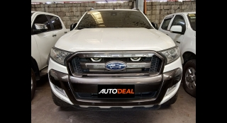 2016 Ford Ranger 3.2 Wildtrak 4X4 MT