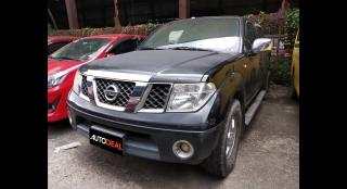 2008 Nissan Frontier Navara 2.5L AT Diesel