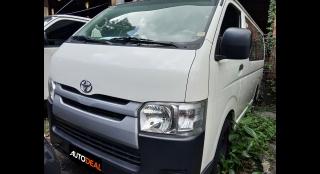 2014 Toyota Hiace Commuter MT