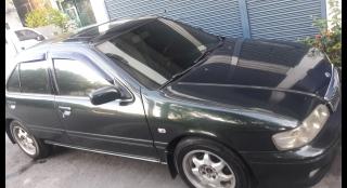 2001 Nissan Sentra Exalta 1.6L AT Gasoline