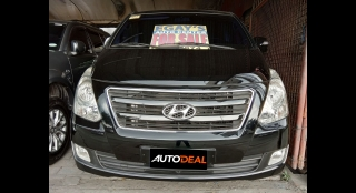 2012 Hyundai Grand Starex CVX AT DSL