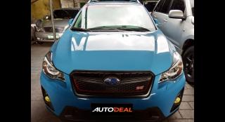 2017 Subaru XV 2.0 STi