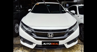 2018 Honda Civic RS Turbo CVT