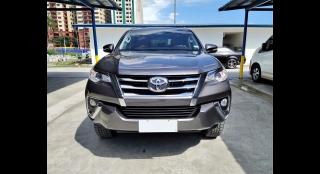 2016 Toyota Fortuner 2.8L AT Diesel