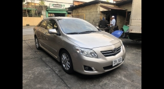 2008 Toyota Corolla Altis 1.8L AT Gasoline