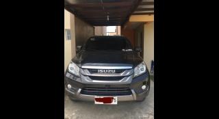 2015 Isuzu mu-X 2.5L MT Diesel