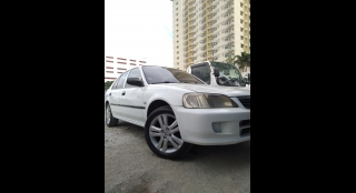 2001 Honda City Type Z AT