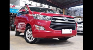 2017 Toyota Innova 2.8E AT