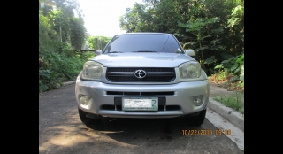 2004 Toyota Rav4 2.0L AT Gasoline