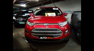 2015 Ford EcoSport 1.5L MT Gasoline