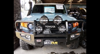 2016 Toyota FJ Cruiser AT Diesel