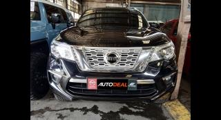 2019 Nissan Terra VE