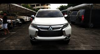 2016 Mitsubishi Montero Sport GLS AT