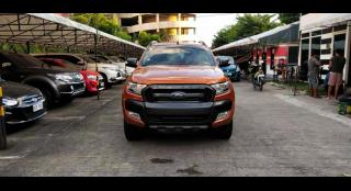 2016 Ford Ranger 3.2 Wildtrak 4X4 AT