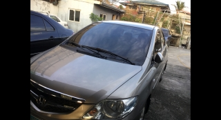 2008 Honda City 1.3L AT Gasoline
