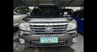 2011 Ford Everest MT