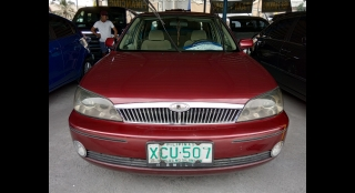 2002 Ford Lynx 1.6L AT Gasoline