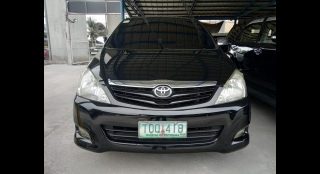 2011 Toyota Innova G Diesel MT
