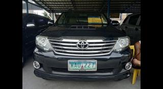 2013 Toyota Fortuner 2.5 G AT Diesel